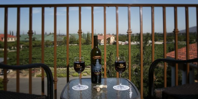 drink wine and stay at our temecula resort & Spa