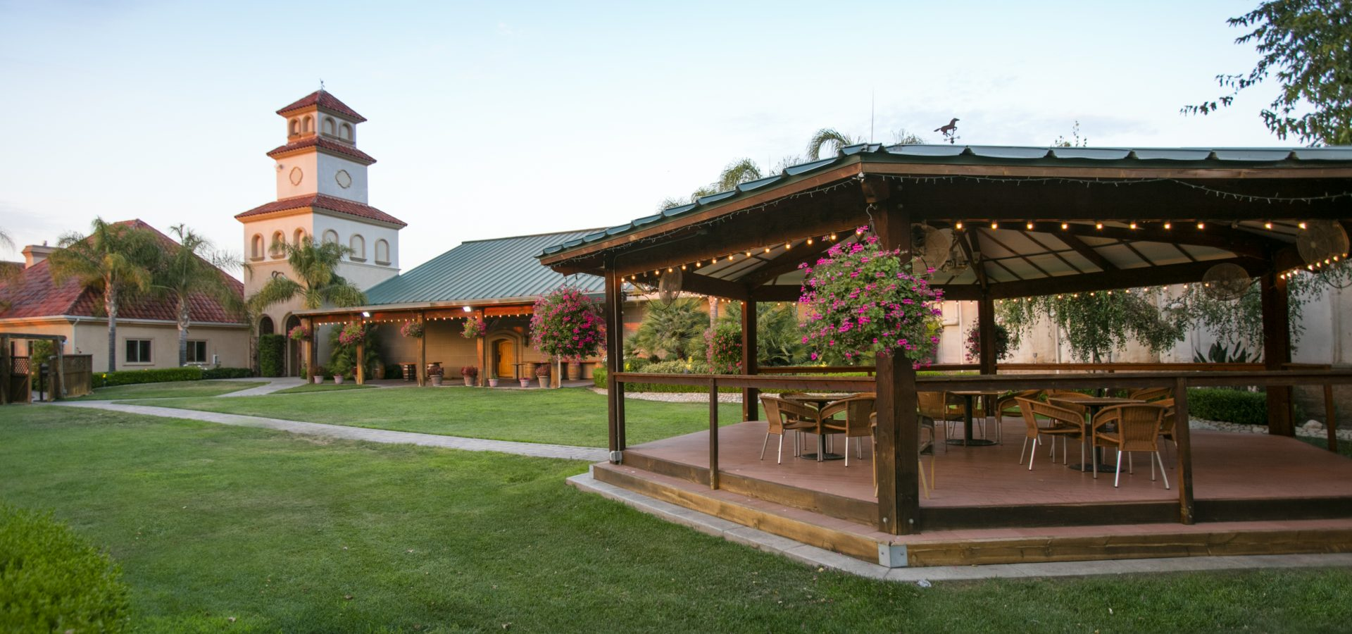 event space at South Coast Winery Resort & Spa