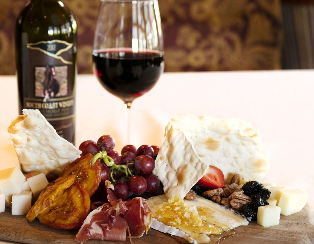 Temecula Dining Temecula Restaurant South Coast Winery